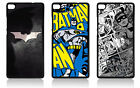 BATMAN LOGO HUAWEI HONOR 3C 6 PLUS 6P MATE 7 8 V8 CARCASA FUNDA