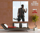 Daryl Dixon Norman Reedus Crossbow Awesome HUGE GIANT PRINT POSTER