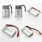 3.7V 20C 240mAh - 1000mAh LiPo Battery with PCB for RC Airplane Helicopter