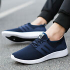 Men's Sports Shoes Running Sneakers Outdoor Walking Breathable Casual Flats