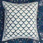 Hand Block Printed Cushion Covers Decorative Indian Cotton Pillow Cases HDOPC-8
