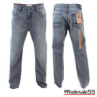 Mens Element Flex Straight Regular Fit Jeans Rochester Denim NWT Many Sizes
