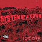 SYSTEM OF A DOWN: TOXICITY LIMITED EDITION 2 DISC CD! [PA] EX