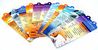 Simple Star Sign Cardboard Book Mark - 11 Different Glossy Designs - Page Mark