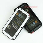 Waterproof Shockproof Aluminum Gorilla Metal Cover Case for Apple iPhone Models <br/> 100% METAL WITH TOOLS-iPhone 4/5/5S/SE/5C/6/6S/7(4.7&quot;)