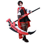 RWBY Season 4 Ruby Rose Cosplay Costume Anime Women Outfits