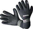Mares - Flexa Fit  6.5mm Five Finger Scuba Diving Wetsuit Gloves with Extra Grip