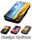 Beaches - Printed Faux Leather Flip Phone Cover Hot Sun Summer Holiday Case #2