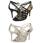 Michael Kors Womens Jessie Ankle Strap Open Toe Dress Sandals Fashion Heels