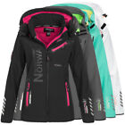 Geographical Norway Reveuse Lady SP612F/GN Damen Softshelljacke Softshell Jacke