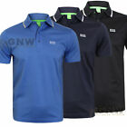 HUGO BOSS MEN'S GR PATRY-2 POLO T-SHIRT S,M,L,XL,XXL NEW Was £95.00