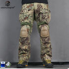 EMERSON G3 Combat Pants w/ Knee Pads Paintball Airsoft Hunting Trousers Gear Pants - 57989