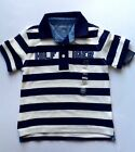 Tommy Hilfiger cotton polo T shirt striped 3-6,6-9,9-12,12-18m