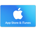 App Store & iTunes Gift Cards - $25 $50 or $100 (Email-Delivery)