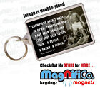 Muhammad Ali - Key Rings - Boxing Quotes - Fathers Day / Christmas Gift