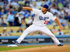 Clayton Kershaw Los Angeles Dodgers Baseball Huge Giant Print POSTER Affiche on Ebay