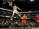 Paul George Dunk Indiana Pacers Basketball Sport Huge Print POSTER Affiche on eBay
