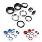 Bike Threadless External Headset Sealed Cartridge Bearings CNC 1 1/8""
