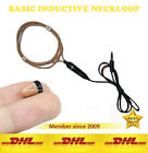 Inductive neckloop wireless spy earpiece exam cheat student invisible headset