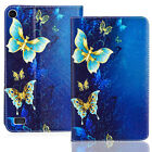 Folio PU Leather Case Flip Stand Wallet Card Cover For Amazon Kindle Paperwhite
