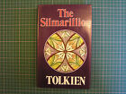 THE SILMARILLION by J R R TOLKIEN 1977 1st EDITION WITH FOLDING MAP  h/b