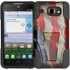 Design Hybrid Armor Case Cover for Alcatel One Touch Sonic LTE A851L