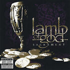 Sacrament [PA] [Limited] by Lamb of God (CD, Dec-'07, Epic (US) Producer Edition