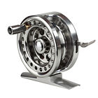 BLD Metal Spool Centrifugal Droplets Round Bearings Fly Fishing Reels Wheel New