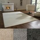 MODERN RUG CANTERBURY COSY PILE IN 4 COLOURS