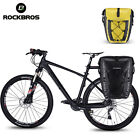 ROCKBROS Waterproof Pannier Bag Cycling Bike Travel Bicycle Rear Seat Carrier