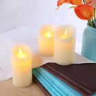 LED Electronic Flameless Candle Lights Flame Wedding Party Decoration 2017
