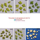 LEAVES - HANDMADE, CERAMIC MOSAIC TILES for your project ( Pick you Group ) #2