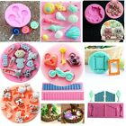 Silicone Baby Shower Mold Party Fondant Cake Chocolate Mould Suger Baking Tool