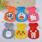Cute Lovely Cartoon Pet Dog Clothing Jumpsuit Puppy Dress Dog Costume Apparel MG