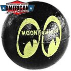Mooneyes Antennenball Schwarz antenna topper Hot Rod Kustom Surf black