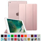 For New iPad 5th 9.7'' 2017 Case Cover Slim Shell w/ Translucent Frosted Back