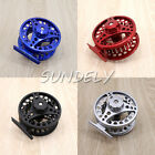Brand New 85mm 5/6 Aluminum Fly Fishing Reel Trout Fishing Left or Right Handed