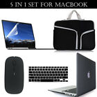 """Hard Case+Bag+Mouse +LCD+Keyboard Cover Set for Macbook AIR/PRO Retina 11/13/15"""""""