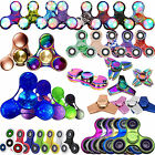 SPECIAL OFFER Steel Fidget Hand Finger Spinner Toy EDC Pocket Desk Focus ADHD UK