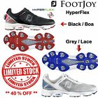 FOOTJOY HYPERFLEX GOLF SHOES MENS GOLF SHOES ** 40 % SALE ** FOOTJOY GOLF SHOES
