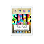 New Apple iPad Air 16GB/32GB/64GB/128GB Silver/Space Gray 9.7in Wi-Fi +4G Tablet