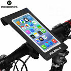 RockBros MTB Waterproof Phone Bag Frame Tube Touch Screen Bag Handlebar Head Bag