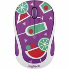 Logitech M317 Wireless Optical Mouse Many New Colors To Choose From M325 M185