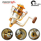Folding Arm Left Right 12BB Ball Fishing Spinning Reel Bearing Freshwater 5:5:1