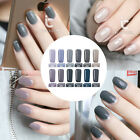 Nude Gray Nail LED UV Nail Poish Grey Nail Art Soak-off UV Gel Polish Mamicure