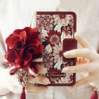 Vintage Leather Floral Flip Wallet Card Slot Cover Case for iPhone 6 6S Plus 7