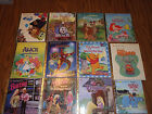 LOT OF 12~LITTLE GOLDEN BOOKS~DISNEY~BARBIE++++++