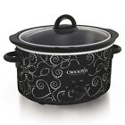 Crock-Pot 4-Quart Manual Slow Cooker SCV401-Master