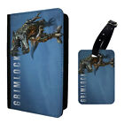 Transformers Grimlock Printed Luggage Tag & Passport Holder - T2786