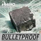 Bulletproof, Bombproof, Clear Shatterproof Safety Window Film, EXTRA TOUGH/THICK